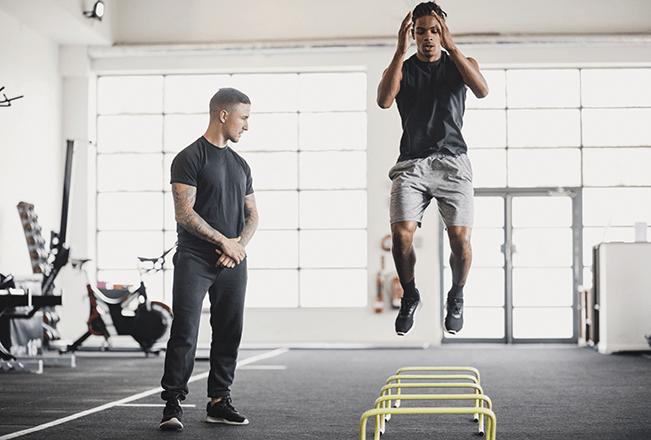 sport (coaching, health & fitness)