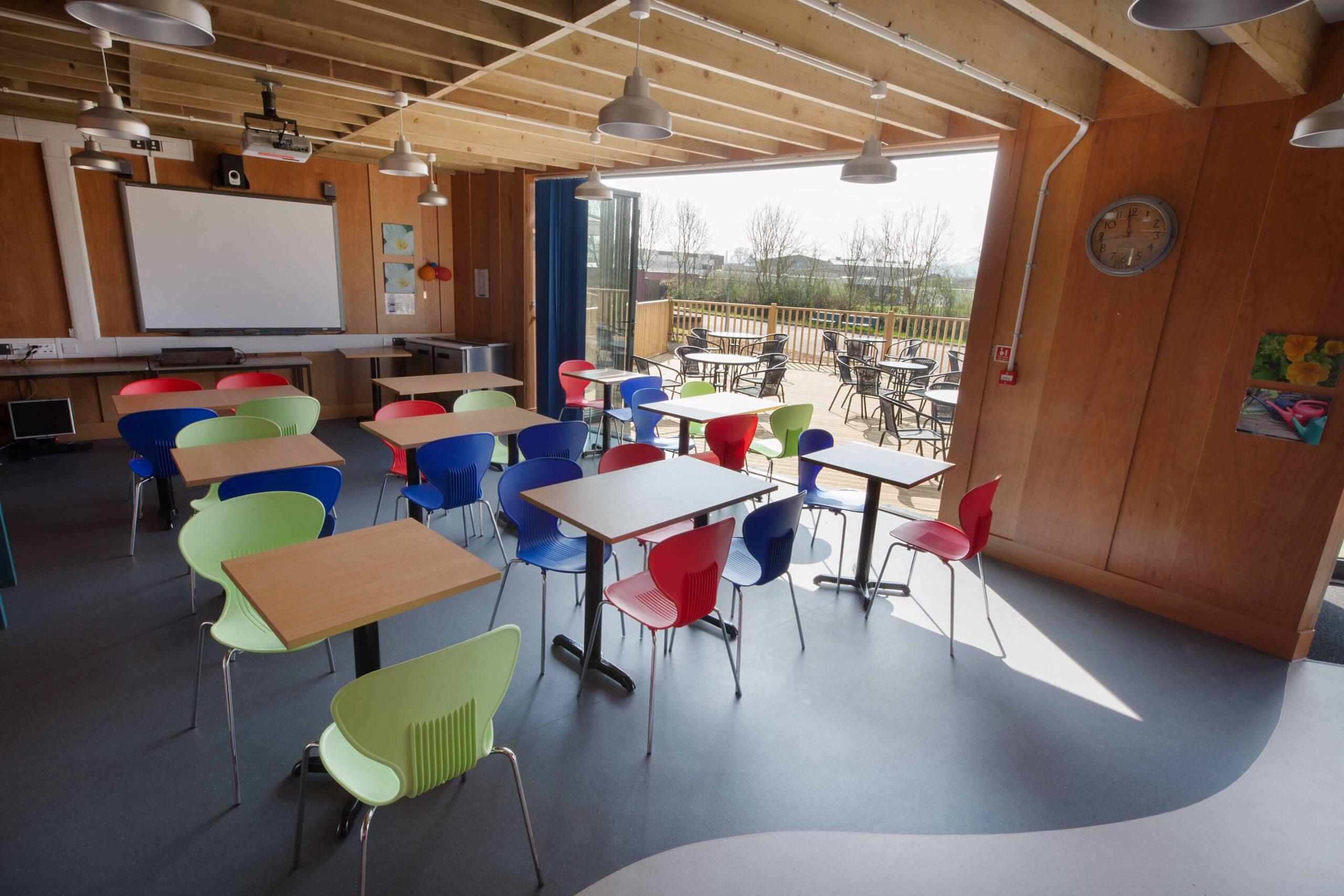 Exe Cafe, Tiverton