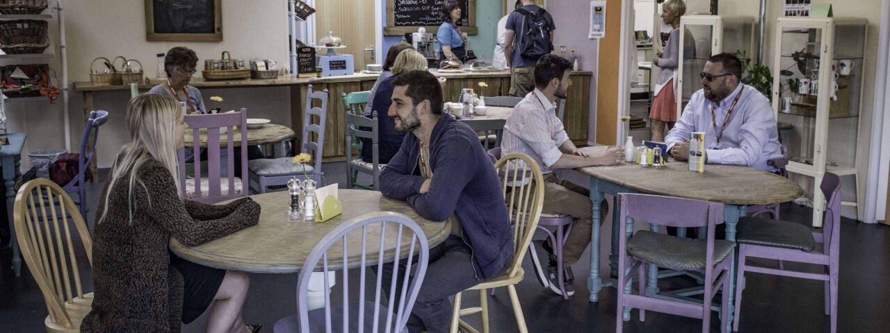 Liberty CAFÉ, Barnstaple