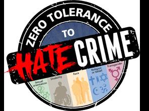 Hate Crime Logo